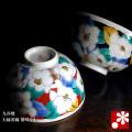 夫婦茶碗 椿尽くし(WAZAHONPO-40341)