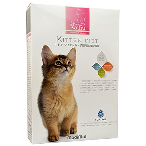 メディマル カトフ キトン ダイエット・子猫用総合栄養食 50g テイスティングサイズ