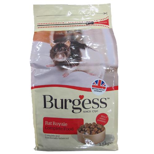 Burgess バージェス ラット ロワイヤル 1.5kg