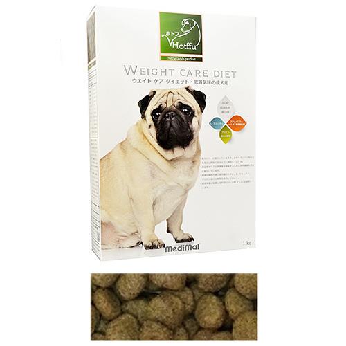 メディマル ホトフ ウェイト ケア ダイエット・肥満気味の成犬用 1kg 粒