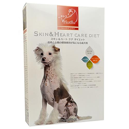 メディマル ホトフ スキン&ハート ケア ダイエット・皮膚と心臓の健康維持が気になる成犬用 50g テイスティングサイズ