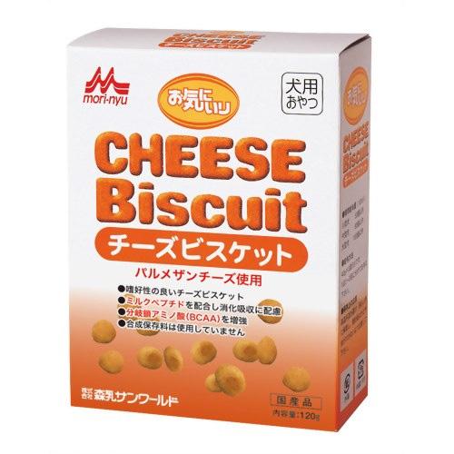 森乳 ワンラック お気にいり チーズビスケット 120g 【国産品】