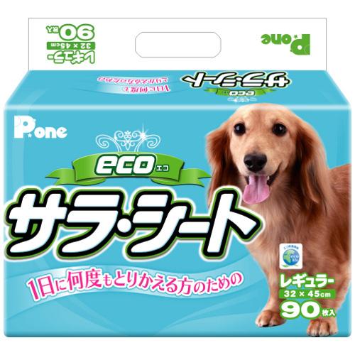 第一衛材 P.one ecoエコ サラ・シート レギュラーサイズ 90枚入 PER-601