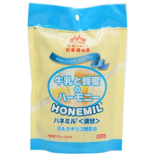 森乳  ワンラック ハネミル 15g×20本 【国産品】