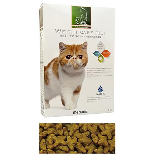 メディマル カトフ ウェイト ケア ダイエット・肥満気味の成猫用 1kg 粒