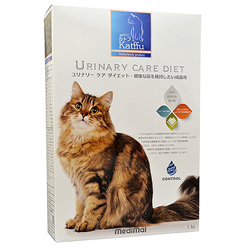 メディマル カトフ ユリナリー ケア ダイエット・健康な尿を維持したい成猫用 1kg
