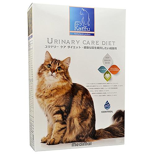 メディマル カトフ ユリナリー ケア ダイエット・健康な尿を維持したい成猫用 50g テイスティングサイズ
