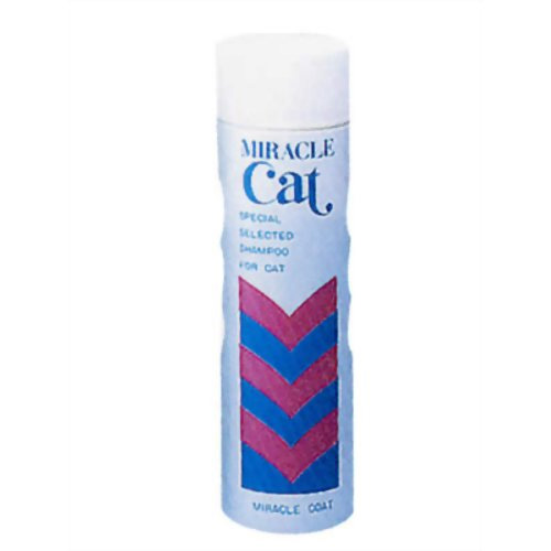 ニチドウ MIRACLE COAT ミラクルキャットシャンプー(猫用) 400ml