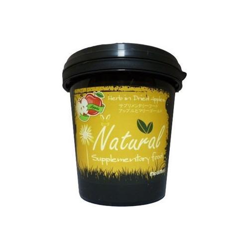 MediMal メディマル Natural サプリメンタリーフード ナチュラル・アップルとマリーゴールド 60g