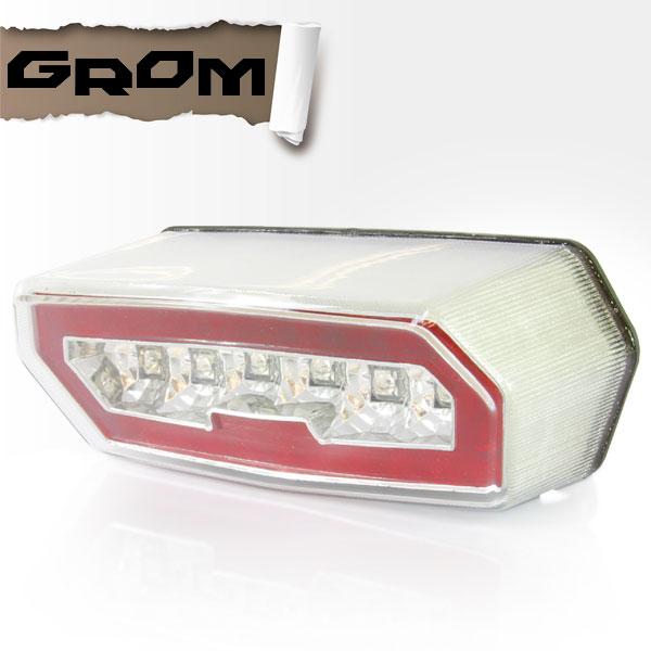 LEDクリアテールランプ