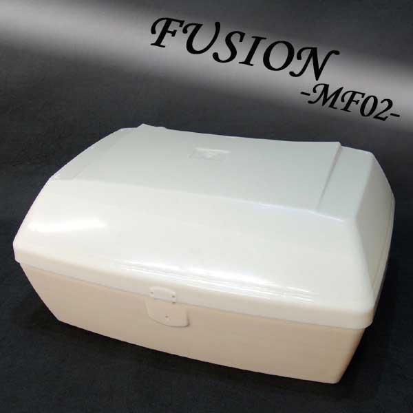 フュージョン用(MF02): リヤボックス (塗装用)