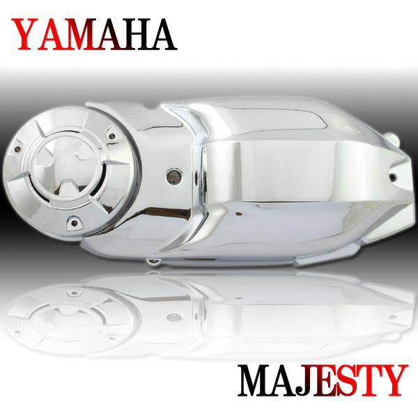 マジェスティー SG03J メッキ クランク プーリーケース タイプ2