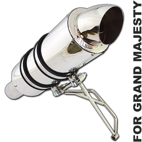 グランドマジェスティ250用(SG15J):カチ上げ型 オールステン エアクリーナー