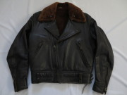 30'S STAR GLOVE Leather jacket
