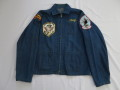 60'S US NAVY デニムジャケット