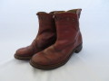 50'S Brown Leather boots