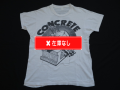 80'S CONCRETE PUSHEAD Tシャツ