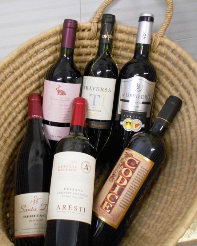 コスパで選んだ店長おススメ6本セット【美味しいワインおすすめの6本地域限定送料無料】