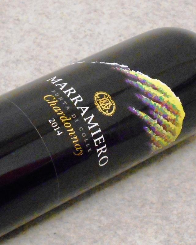 マラミエーロ プンタ・ディ・コーレ2014 Colline Pescaresi Chardonnay I.G.T.【モンドセレクション最高金賞受賞】