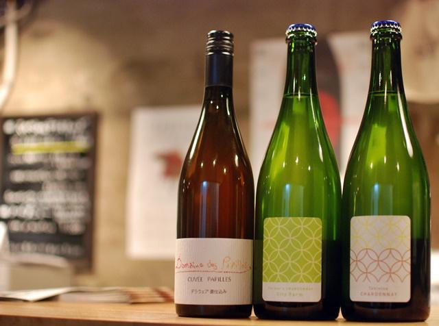 島之内・清澄白河フジマル醸造所/2017年3月新発売ワイン3本セット(白・白・オレンジ)