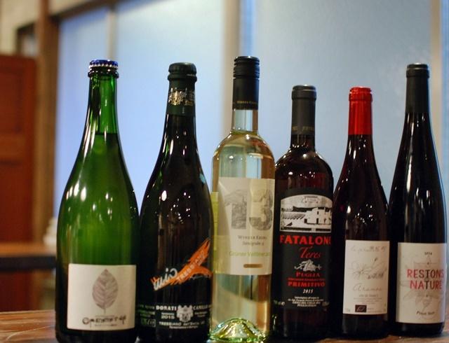 【クラブパピーユ・セレクト】お鍋の季節にあわせたいワイン6本セット