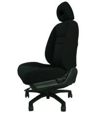 ホンダ ストリーム RN1 ★★自動車シートがリクライニングチェアー(デスクチェア)に、環境と健康に優しい椅子。デスクワークにオススメ。