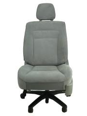 トヨタ クラウンGRS181★自動車シートがリクライニングチェアー(デスクチェア)に、環境と健康に優しい椅子。