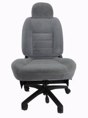 日産 ブルーバード EU13★自動車シートがリクライニングチェアー(デスクチェア)に、環境と健康に優しい椅子。パソコン作業に最適