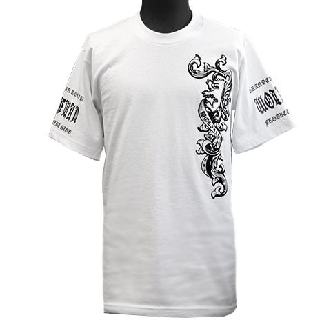 Tシャツ/パルメットブラザーウルフ