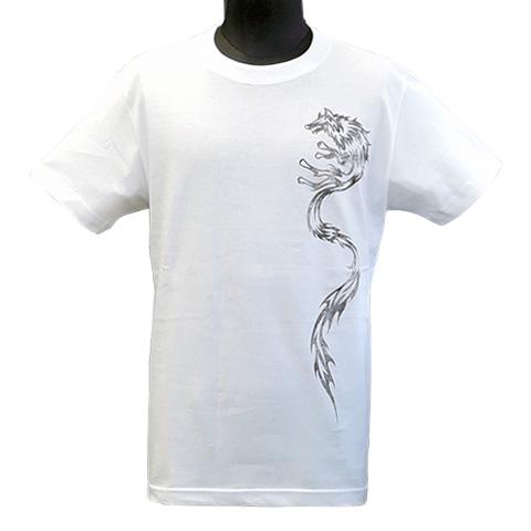 ホワイトファングウルフTシャツ