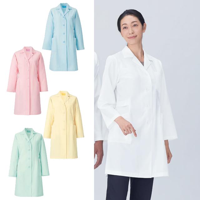 KAZENカゼン(旧アプロン)診察衣・ドクターコート