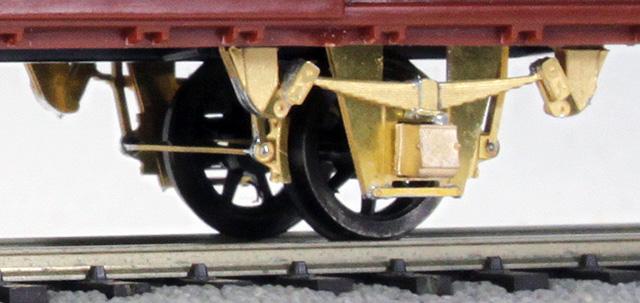 13mm 単軸台車