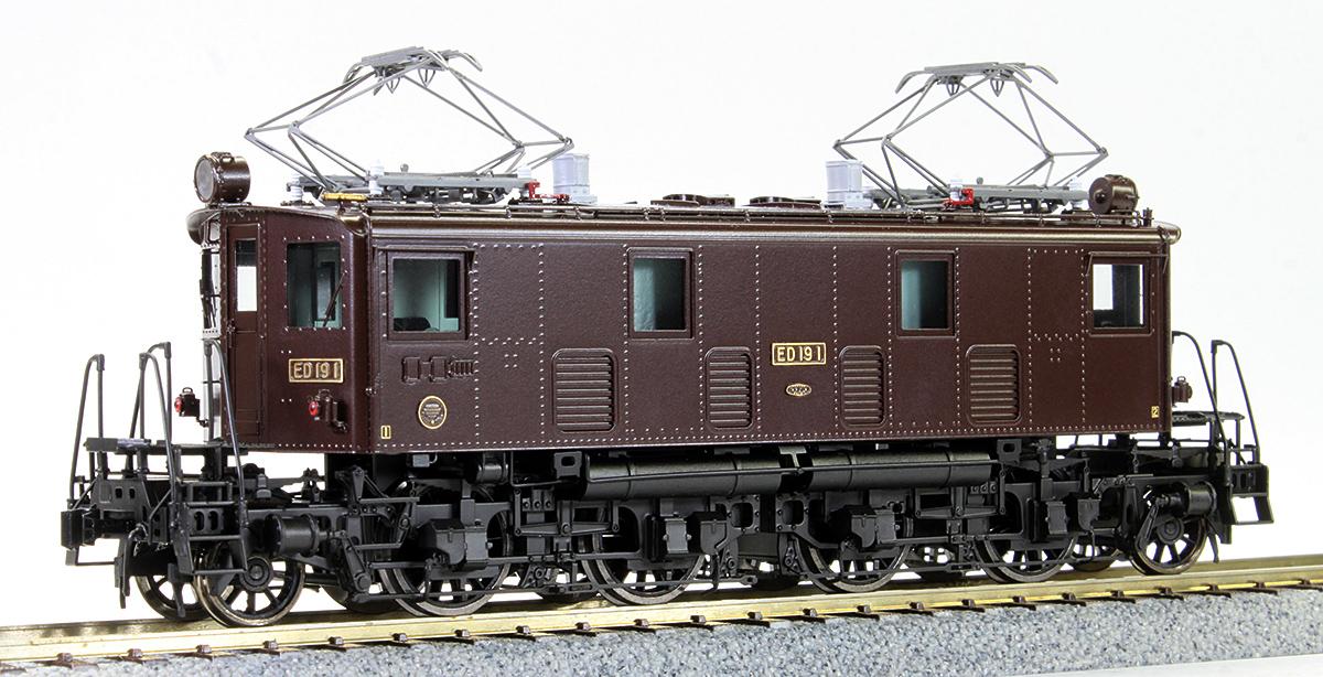 16番 国鉄 ED19 1号機