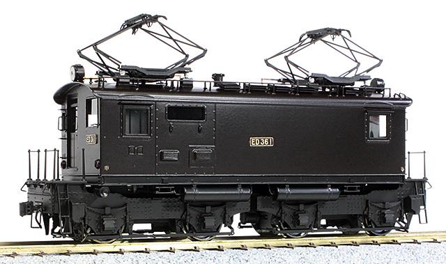 16番 国鉄 ED36 1号機