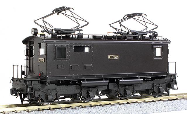 16番 国鉄 ED36 2号機