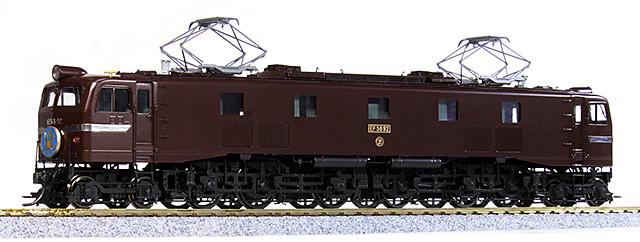 16番 国鉄 EF58 タイプA2