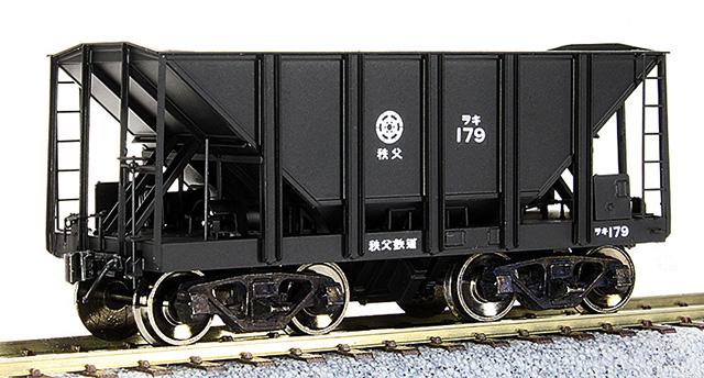 16番 秩父鉄道 ヲキ100