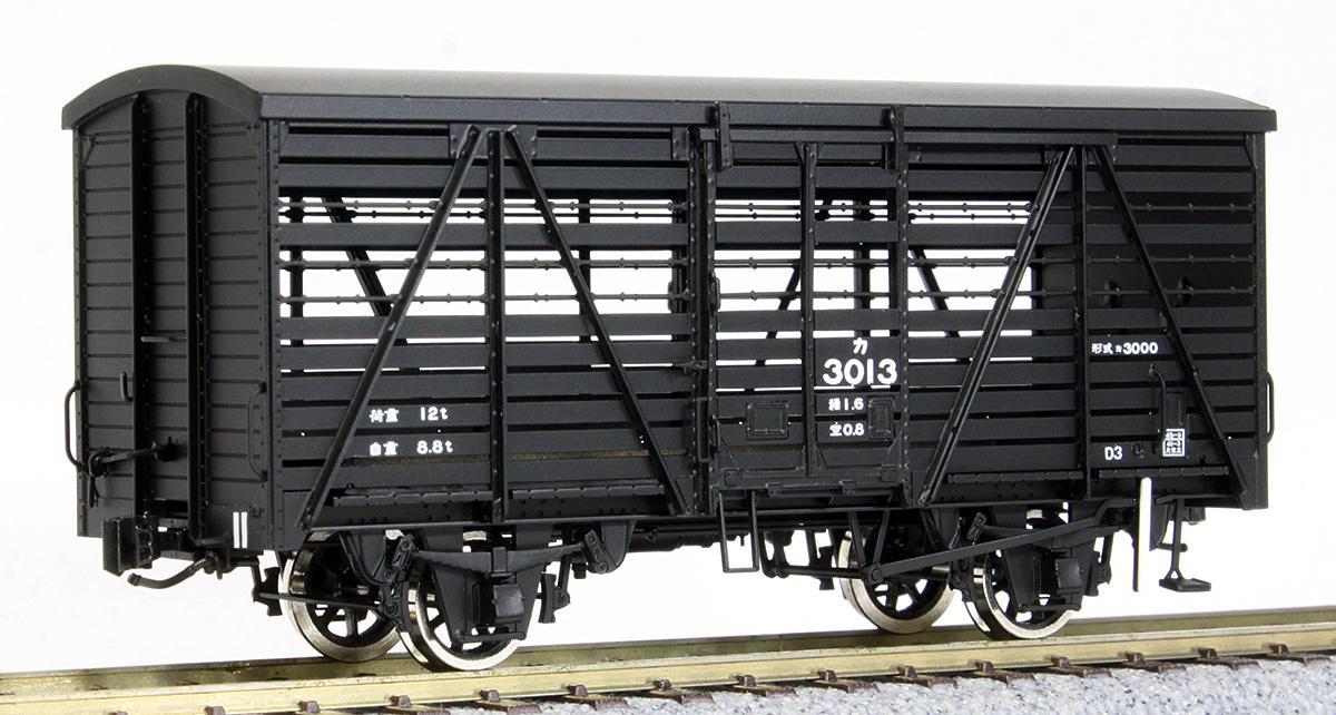 16番 国鉄 カ3000
