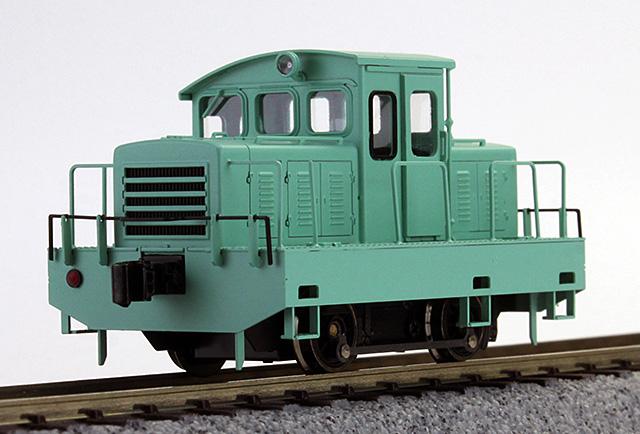 16番 半キャブ貨車移動機 緑色