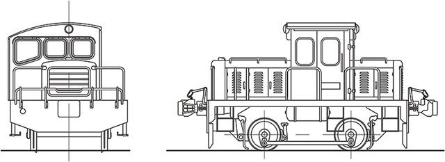 16番 栗原電鉄 DB101