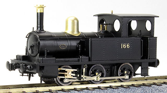 16番 ベイヤー・ピーコック 166 167