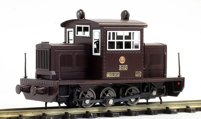 HOn 赤穂鉄道 D102