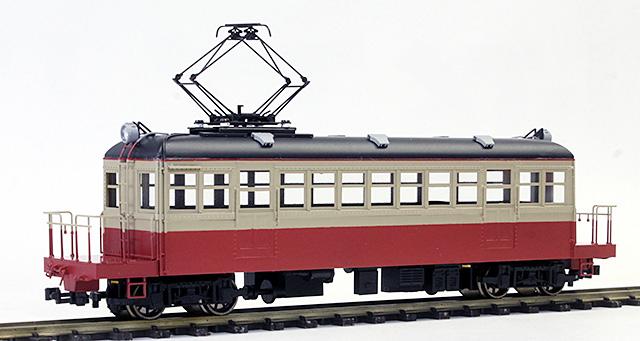 HOn 栃尾電鉄 モハ209