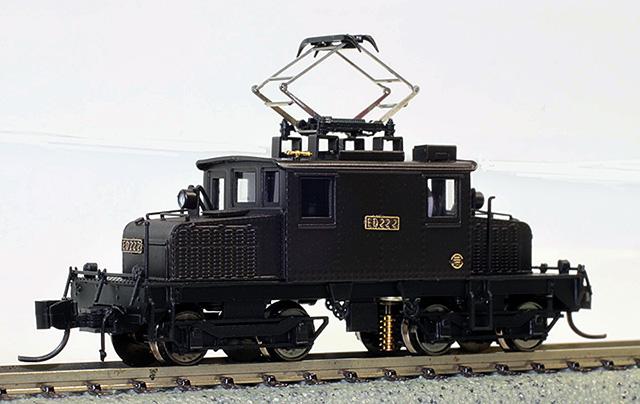 Nゲージ 国鉄 ED22