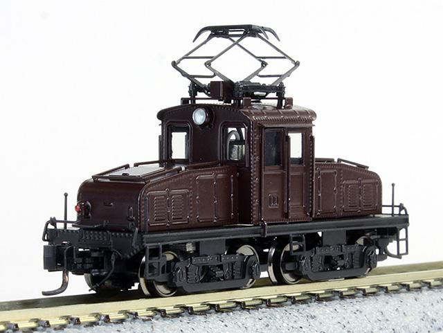 Nゲージ 国鉄 ED25 1