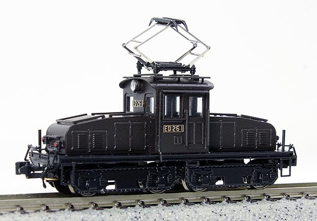Nゲージ 国鉄 ED26