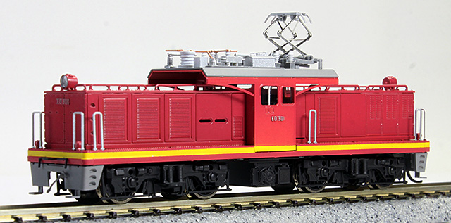 Nゲージ 国鉄 ED30 初期塗装