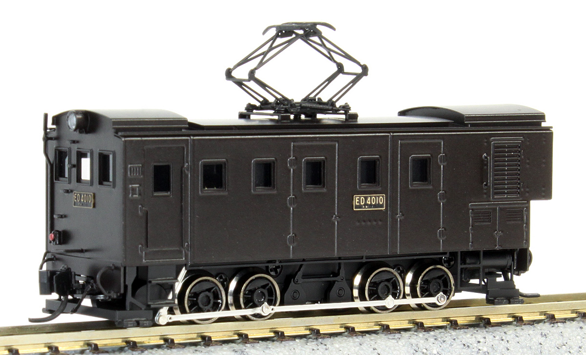 Nゲージ 国鉄 ED40