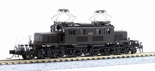 Nゲージ EF13凸型 キャブライト