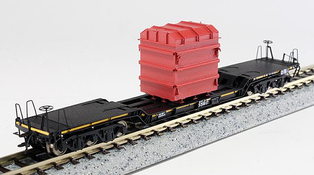 Nゲージ 国鉄 シキ550